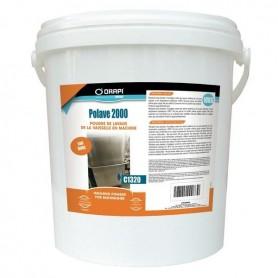 Poudre vaisselle machine eau dure agent chlore - seau de 10kg