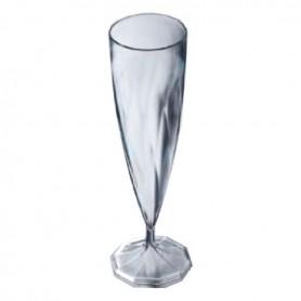 Flûtes à Champagne cristal - Colis de 200