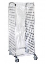 Housse à échelle double transparente 1450x1800 - Rouleau de 200