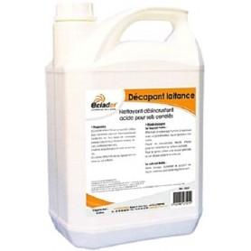 Décapant laitance de ciment - Bidon de 5 Litres