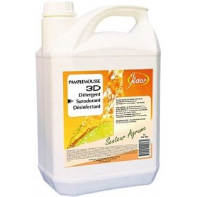 3D Surodorant Pamplemousse - Bidon 5 Litres