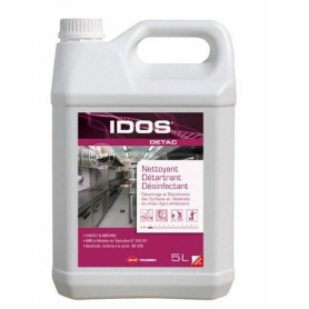 Détartrant Désinfectant IDOS DETAC -Bidon de 5 Litres