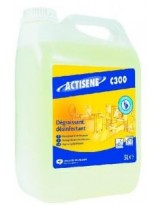 Dégraissant désinfectant ACTISENE C300 - Bidon de 5 Litres
