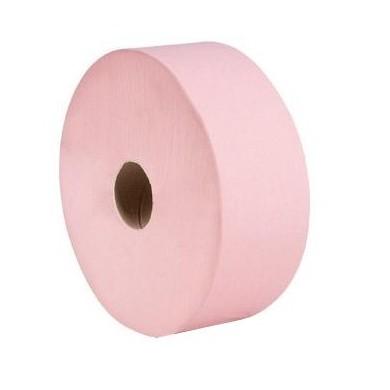 papier toilette maxi jumbo rose 1 pli 600m colis de 6 rouleaux halvea. Black Bedroom Furniture Sets. Home Design Ideas
