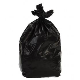 Sac Poubelle 160 Litres Renforcé Noir - Colis de 100 sacs