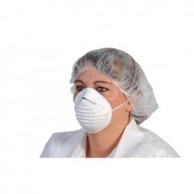 Masque anti-poussière anti-projections - Boite de 50