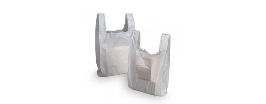 sacs bretelle en plastique