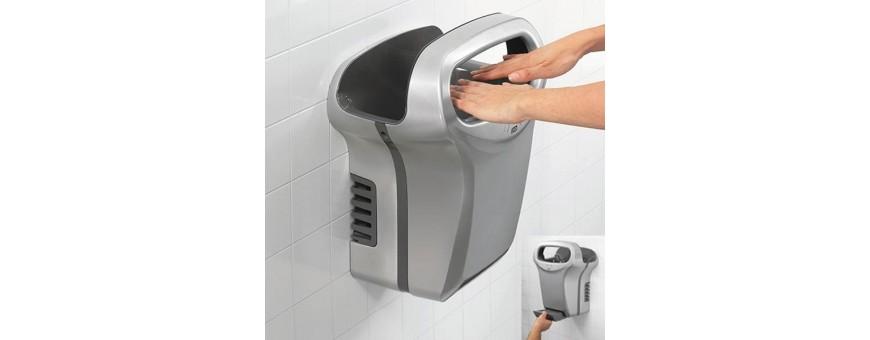 Sèches mains à air froid pulsé