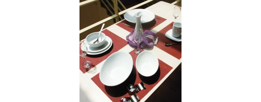 Sets de table SPUNBOND