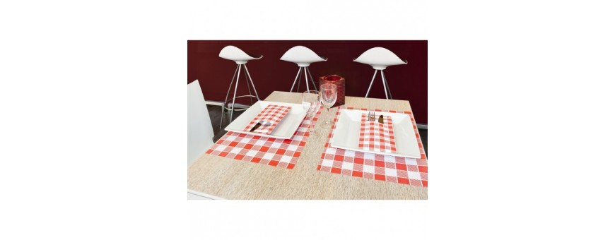 Sets de table Fantaisie en papier