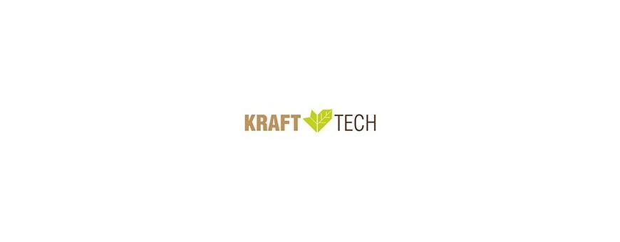 Kraft Tech est la nouvelle génération de produits recyclés